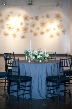 Silver-White-and-Green-Wedding