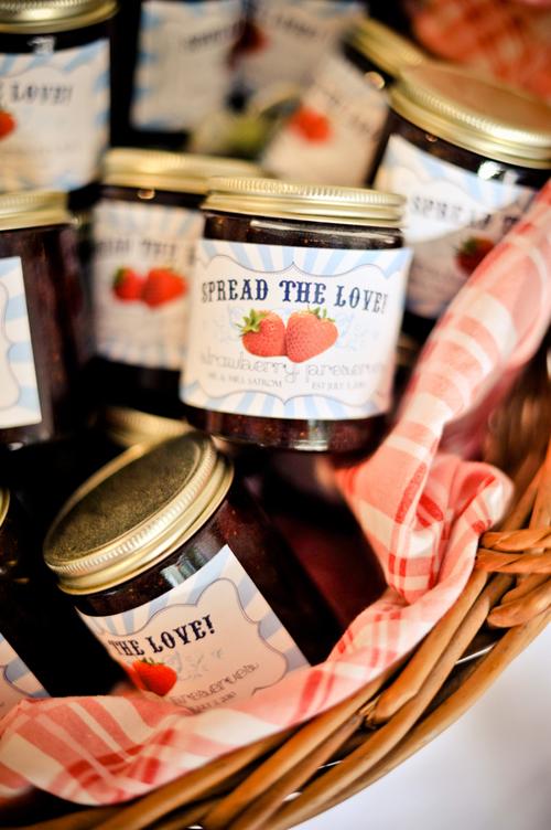 Strawberry-Jam-Wedding-Favor - Elizabeth Anne Designs: The Wedding Blog
