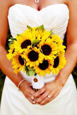 Stunning Sunflower Bouquet For Wedding Ideas - Styles & Ideas 2018 ...