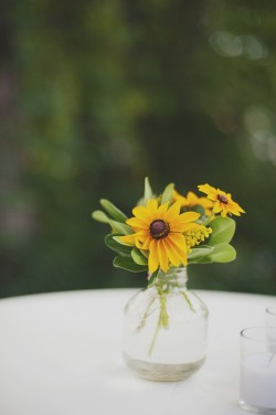 Sunflower-Centerpiece