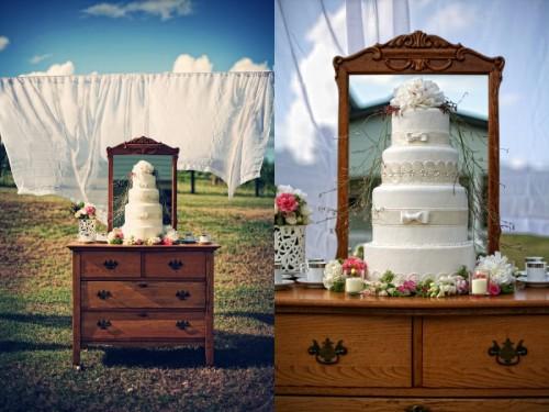Unique-Cake-Table-Display-Dresser