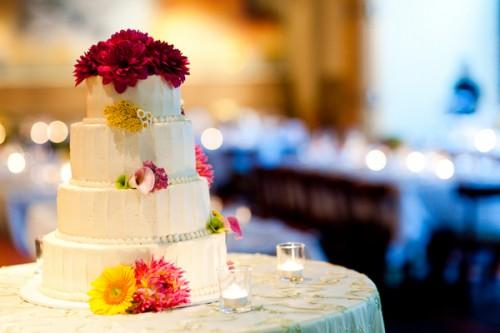 Vegan-Cake-Daisy-and-Dahlia-Cake-Topper