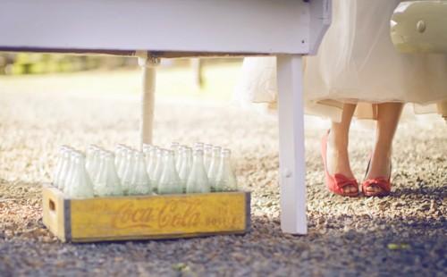Vintage-Coke-Bottles