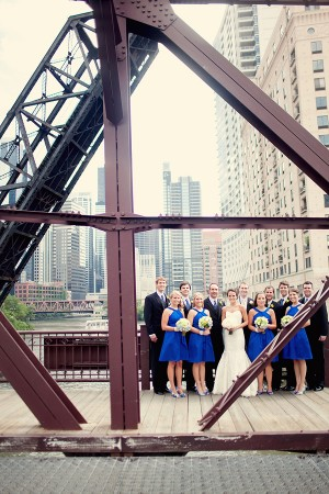 Wedding-Party-Group-Shot-Chicago-Street-2