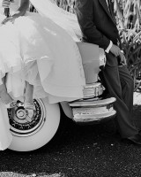 Vintage Cars Wedding 1