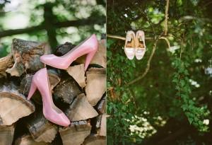 Indecisive Wedding Shoes