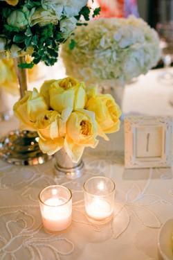 Yellow-Rose-Centerpiece