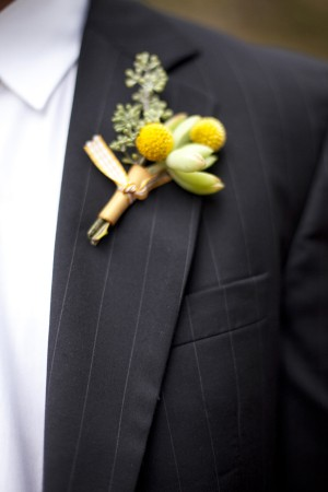 Billy-Ball-and-Gingham-Boutonniere