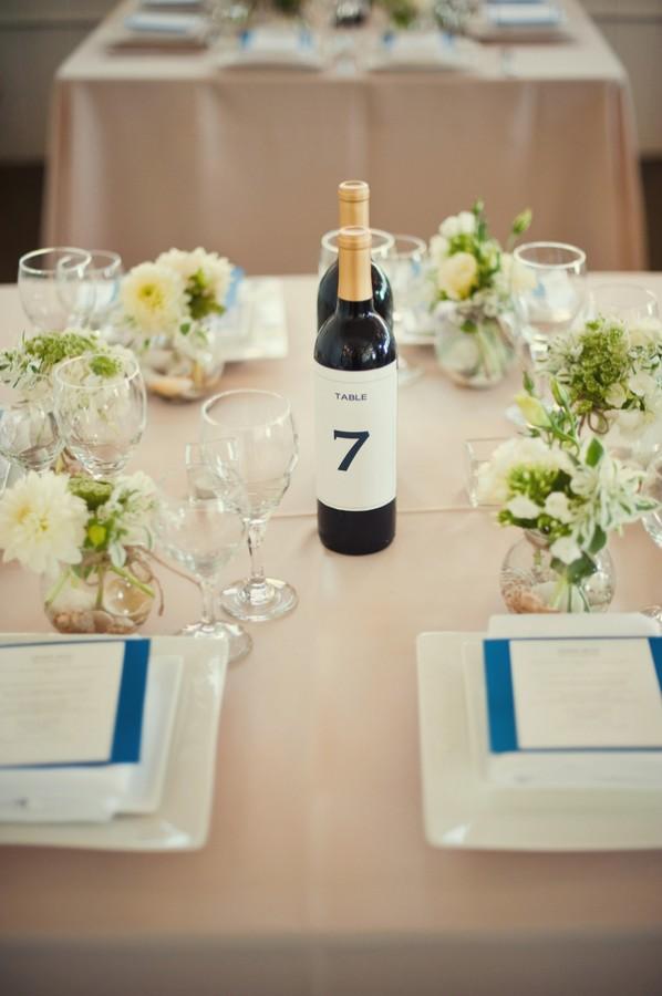Bud Vase Centerpieces Elizabeth Anne Designs The Wedding Blog
