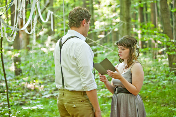 Casual-Outdoor-Wedding-Ideas - Elizabeth Anne Designs: The Wedding ...