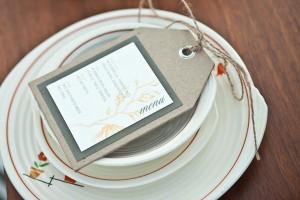 Chipboard-Tag-Menu-Card
