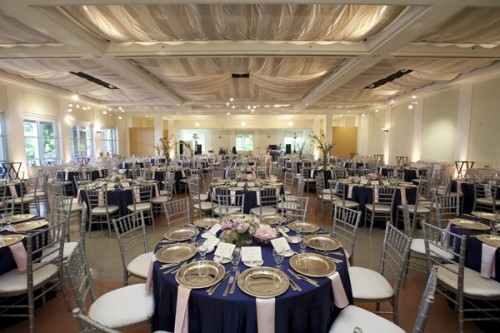 Classic-Southern-Atlanta-Navy-Blue-and-Pink-Wedding-8