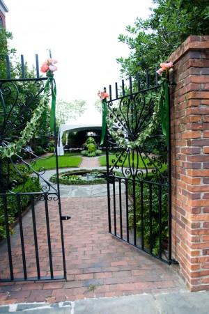 Decorated-Iron-Gate