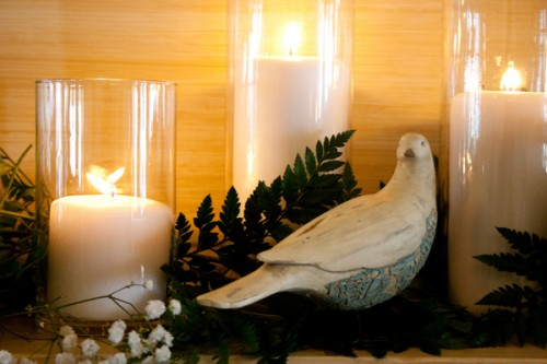 Dove-Mantle-Decor