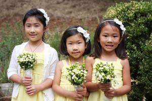 Flower-Girls-Yellow-Dresses
