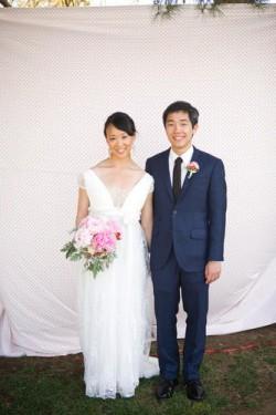 fabric backdrop wedding photo booth