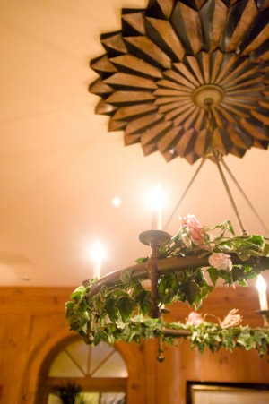 Ivy-Wrapped-Chandelier