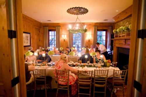 Classic Savannah Wedding Olde Pink House
