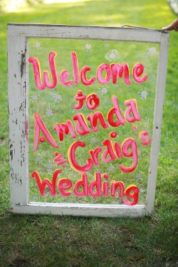 Painted-Wedding-Sign