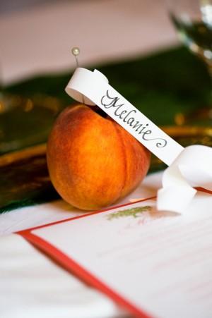 Peach-Escort-Card