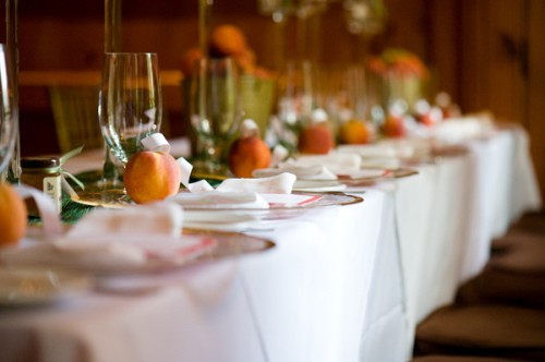 Peach Theme Wedding Seating Elizabeth Anne Designs The Wedding Blog
