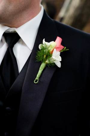 Pine-Seedling-Boutonniere