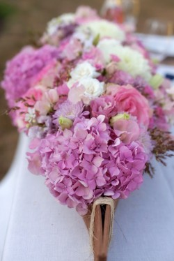 Purple-and-Pink-Centerpiece