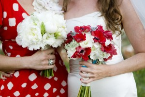 Red-and-White-Bouquet