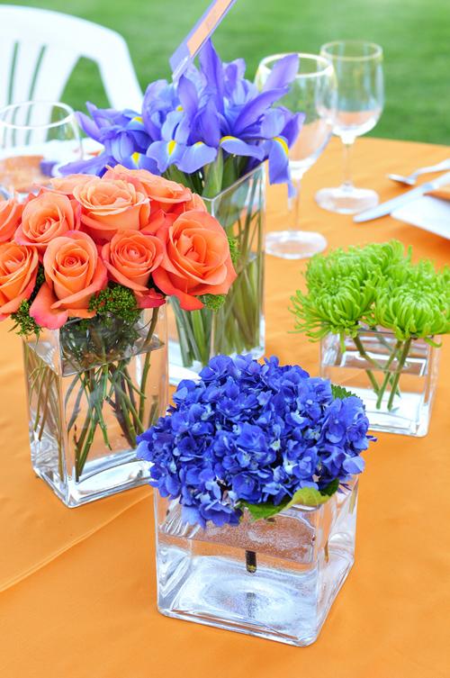 Square vase centerpieces elizabeth anne designs the