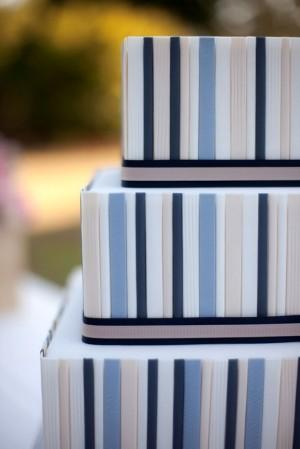Striped-Wedding-Cake