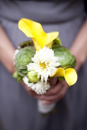 Succulent-Bouquet