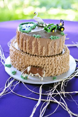 Tractor-Grooms-Cake