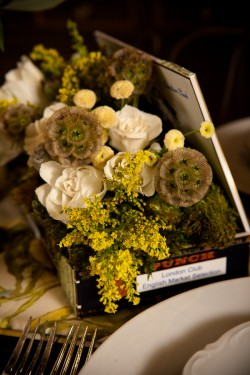 Vintage-Cigar-Box-Centerpiece