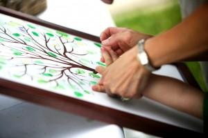 thumbprint_tree_guestbook