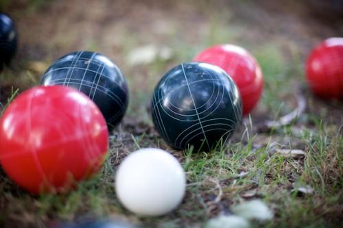Bocci-Balls