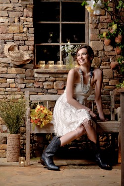 Bride-in-Boots