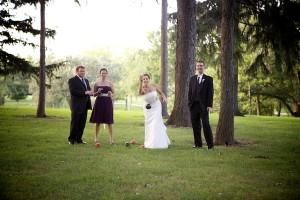Bride-playing-Bocci