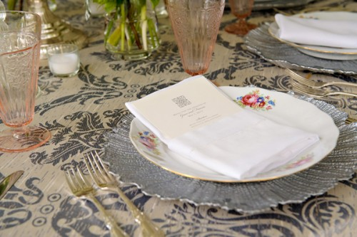Damask-Tablecloth