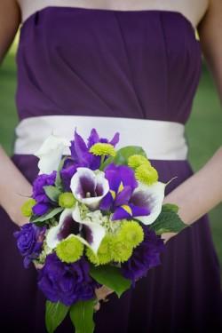 Purple-Lilly-Bouquet