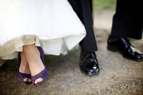Purple-Wedding-Shoes