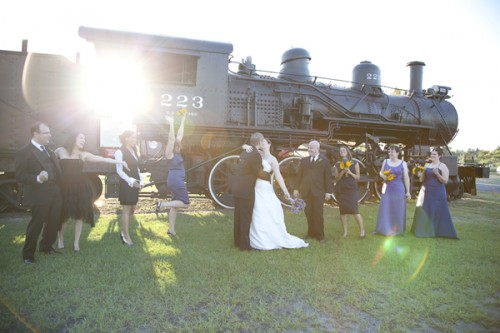 Railroad-Museum-Wedding