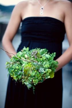 Woodland-Bridesmaid-Bouquet