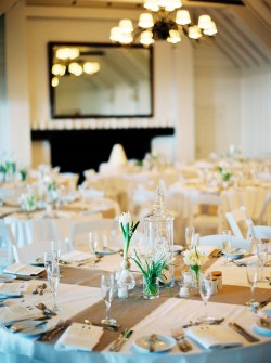 Casual-White-Wedding-Decor