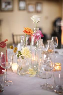 Cluster-Clear-Vase-Centerpieces