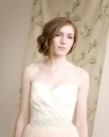 Elizabeth Dye Ballet Inspired Wedding Dress