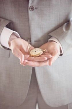 Groom-with-Pocket-Watch