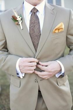 Khaki-Suit-Groom