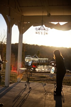 Outdoor-Fall-Wedding-Reception