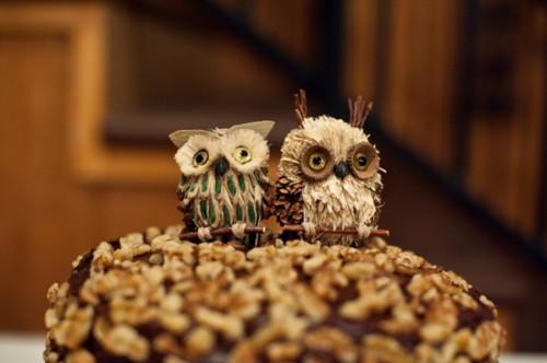 Owl-Cake-Topper