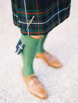 Scottish-Groom
